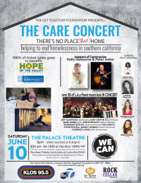 The Care Concert Performed by The Tribe image