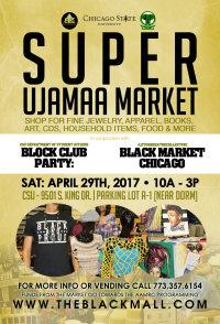 Super Ujamaa Market at CSU image