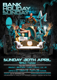 Mint Bank Holiday party back at Foundation! image