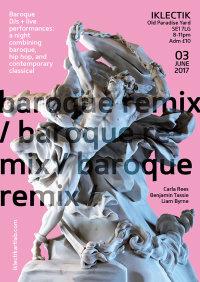 Baroque Remix: feat. Carla Rees, Liam Byrne & Benjamin Tassie image