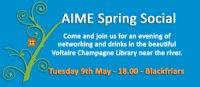 AIME Spring Social image