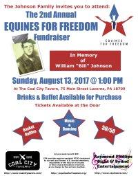 EFF Fundraiser - In memory of Bill Johnson image