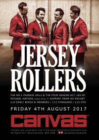 The Jersey Rollers image