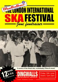 London Intl Ska Festival June Fundraiser image