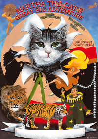 Martha The Cat's Great Big Adventure, Worden Park, Leyland 12pm image