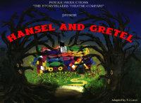 Hansel & Gretel, Avenham & Miller Park, Preston, 2.30pm image