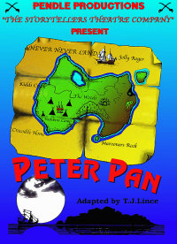 Peter Pan, Avenham & Miller Park, Preston, 2.30pm image
