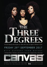 The Three Degrees image