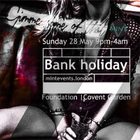 Mint Party - Bank Holiday Special image