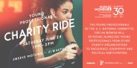 Young Professionals SWERVE Charity Ride image