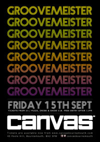 Groovemeister September image