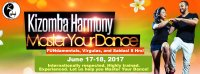Kizomba Harmony Master Your Dance 8 Hour Intensive: FUNdamentals, Virgulas, and Saidas image