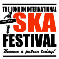 The London Intl Ska Festival 2018 - Patron ticket with wristband image