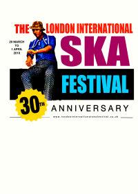 The London Intl Ska Festival 2018 image