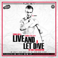 Lucha Live #4 - Southampton | Live And Let Dive image