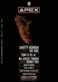 Apex   Shotty Horroh vs Tay Roc image