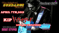 Kip Winger Live and Unplugged with special guest Sunset Stripped image