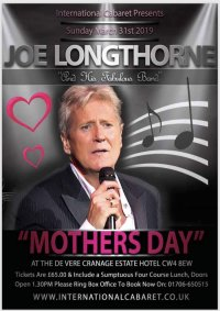"Joe Longthorne ""Mother's Day"" image"