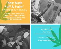 Best Buds Sweetest Day Puff & Paint image