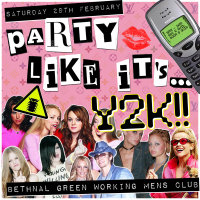 PARTY LIKE IT'S Y2K image