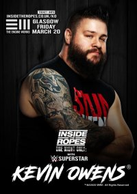 Inside The Ropes Presents - One Night Only: With WWE® Superstar™ Kevin Owens® image