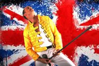 Freddie Mercury Tribute - Nuneaton image