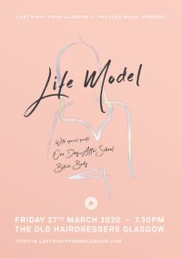 Life Model - Live at Old Hairdressers image