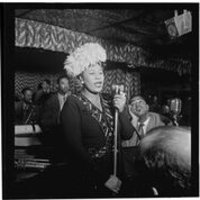 Doc'n Roll presents: PURE LOVE: THE VOICE OF ELLA FITZGERALD image