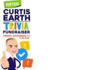 Virtual Trivia Night with Curtis Earth Trivia image