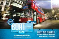 Boat Party London / Party Bus Transfer - 2020.09.29 image