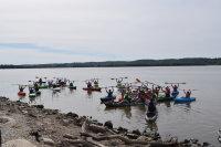 2018 RiverFest Canoe/ Kayak / SUP Boat Rental image