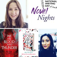 Write for a young adult audience and how to get published. Novel Nights & National Writing Day image