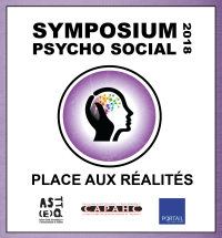 """Symposium Psychosocial 2018 - """"Place aux réalités"""" image"""