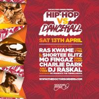 Hip-Hop vs Dancehall image