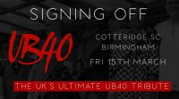 UB40 Tribute with Signing Off 7 piece band - Cotteridge image