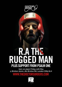 RA the Rugged Man image