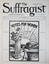 Wind Horse Celebrates 100 Years of Women's Suffrage with Song & Tea image