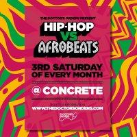 Hip-Hop vs Afrobeats 2020 image