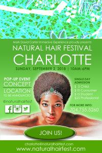 Natural HAIR FEST Charlotte image