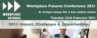 Workplace Futures Virtual Conference 2021 image