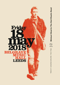 MICHAEL HEAD & THE RED ELASTIC BAND - LEEDS Belgrave Music Hall image
