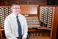 Organ recital by David Davies image