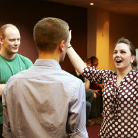 Performing Improv: Creating Characters (7 Week Course) image