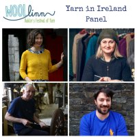 Yarn in Ireland Panel - Q&A with 4 Special Guests image