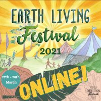 Earth Living Festival Online image