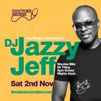 DJ Jazzy Jeff @ Oval Space image