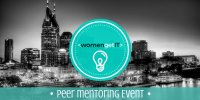 WomenGetIT Peer Mentoring Event - September 2018 image