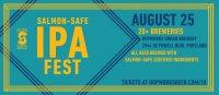 Salmon-Safe IPA Festival image