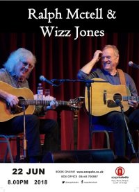 Ralph McTell and Wizz Jones - About Time Too image