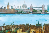 A Six-Week History of London Course with Dr Matthew Green image